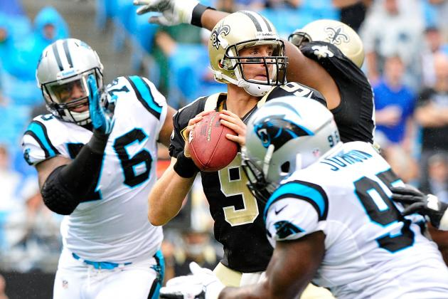 New Orleans Saints vs. Carolina Panthers: Breaking Down Saints' Game Plan