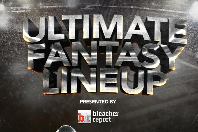 Ultimate Fantasy Football Week 15 Lineup