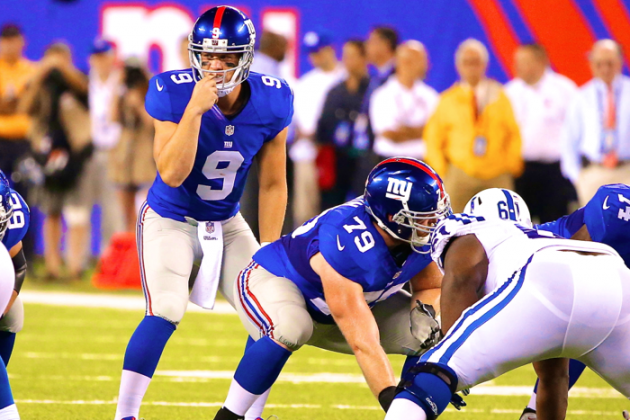 Time for the New York Giants to Sit Eli Manning, Give Ryan Nassib a Shot