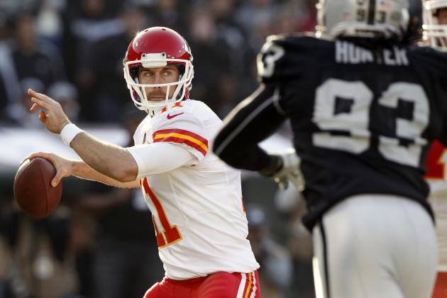 5 Takeaways from Alex Smith's Explosive Week 15 Performance