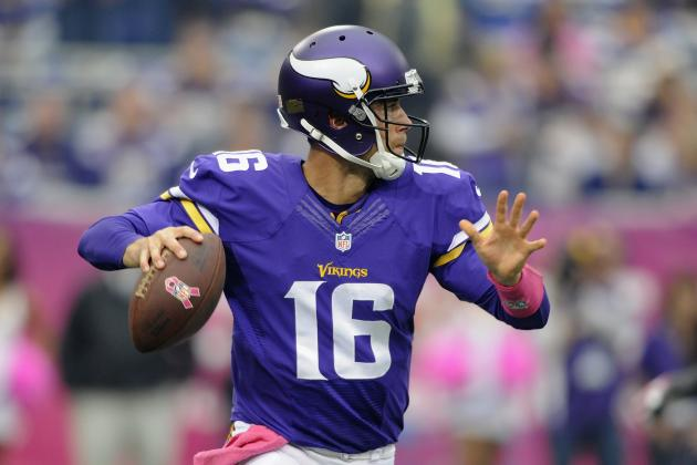 Matt Cassel's Pocket Presence a Point of Separation from Christian Ponder