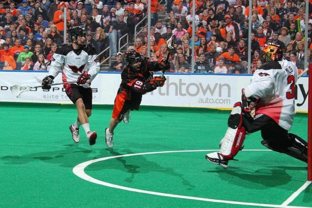 NLL Franchises Announce 2014 Rosters, Some Surprise Cuts