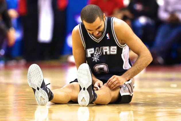 Tony Parker Injury: Updates on Spurs Star's Shin and Return