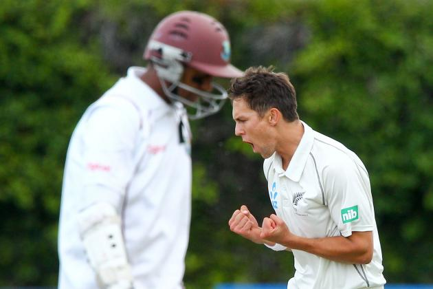 New Zealand vs. West Indies, 3rd Test: Date, Time, TV Info and Preview