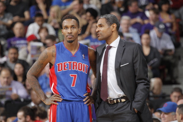 Detroit Pistons: How Maurice Cheeks Can Make Brandon Jennings a Real Point Guard