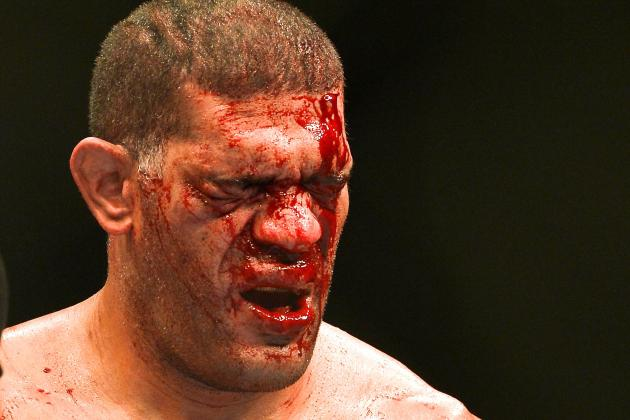 Antonio Silva Fails Post-Fight Drug Test, Will Be Suspended for 9 Months