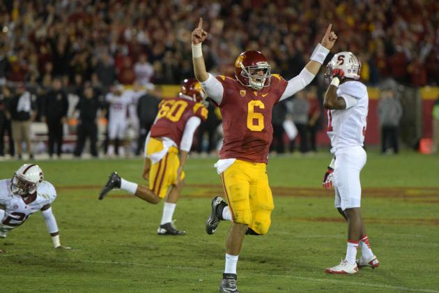 Las Vegas Bowl 2013 Fresno State vs. USC: Live Game Grades, Analysis for Trojans