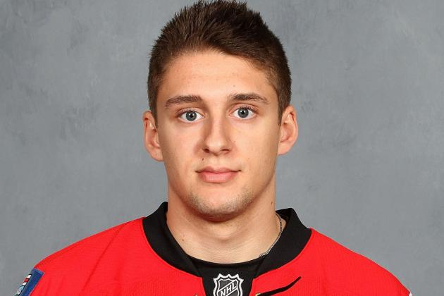 Flames Sign First-Round Pick Klimchuk to Entry-Level Deal