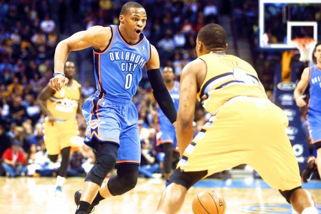 Oklahoma City Thunder vs. Denver Nuggets: Live Score and Analysis