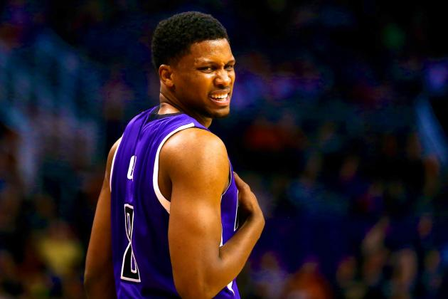 Rudy Gay Injury: Updates on Kings Star's Knee and Return