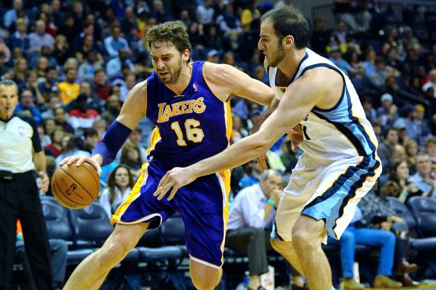 Los Angeles Lakers vs. Memphis Grizzlies: Live Score and Analysis