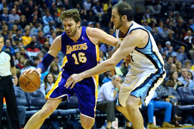 Mike D'Antoni: Pau Gasol Back to Playing at an 'All-Star Level'