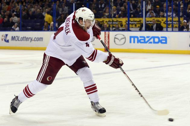 Michalek Left Early vs. Canadiens with Lower-Body Injury