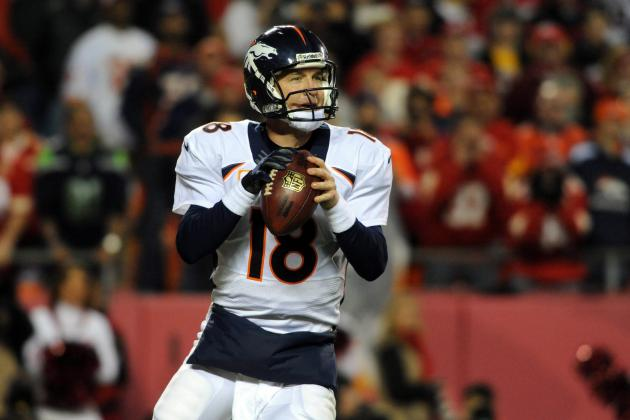 NFL MVP 2013: Updated Rankings Heading into Week 16