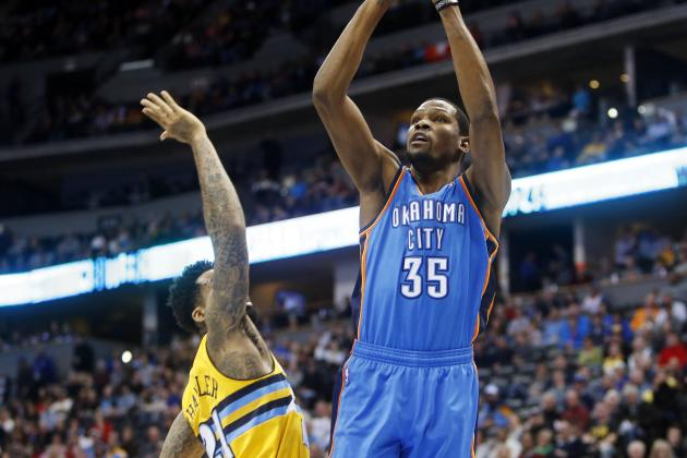 Oklahoma City Thunder vs. Denver Nuggets: Grading the Thunder's Performance