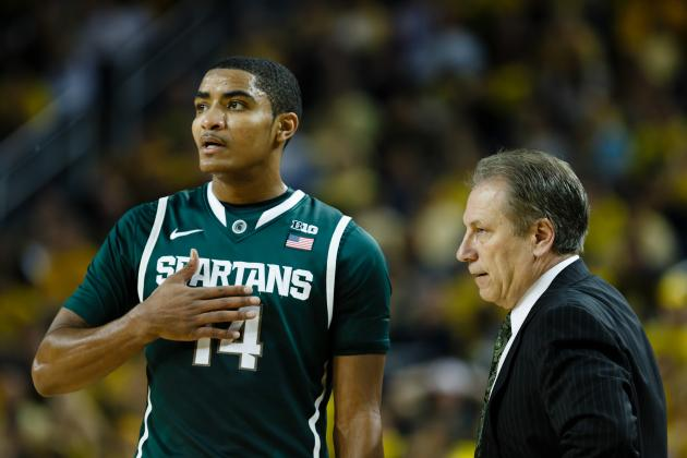 Michigan State Basketball: Spartans Must Be Careful with Injured Gary Harris