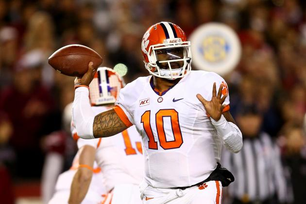How Orange Bowl Showdown vs. Ohio State Will Impact Tajh Boyd's Legacy
