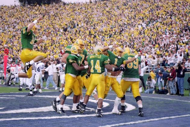 Oregon Football: Looking Back at a Quarter Century of Ducks' Bowl Appearances