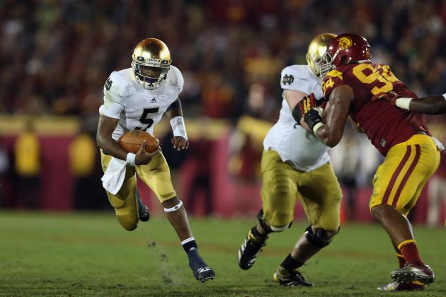 Everett Golson's Return Will Break Open Notre Dame's Running Game