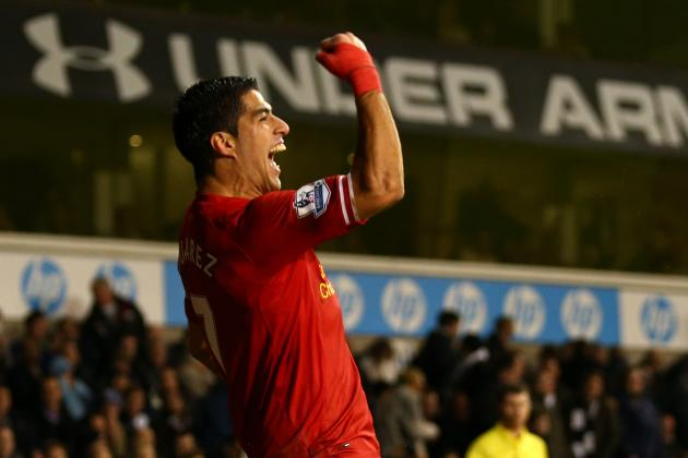Luis Suarez Reportedly Opens Liverpool Contract Talks over Historic New Deal