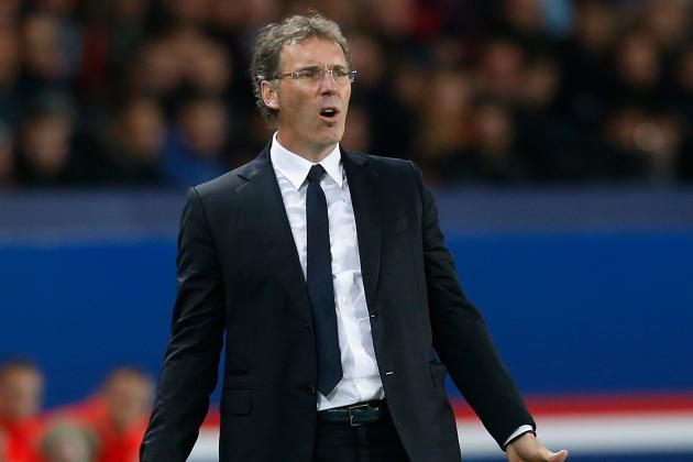 Laurent Blanc Accused of Sexism After PSG Boss' Mocking of Swedish Journalist