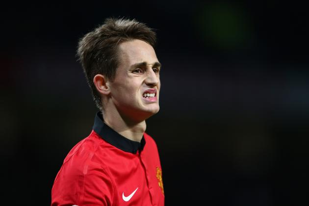 Manchester United's Adnan Januzaj Accused of Theatrics by Mark Hughes