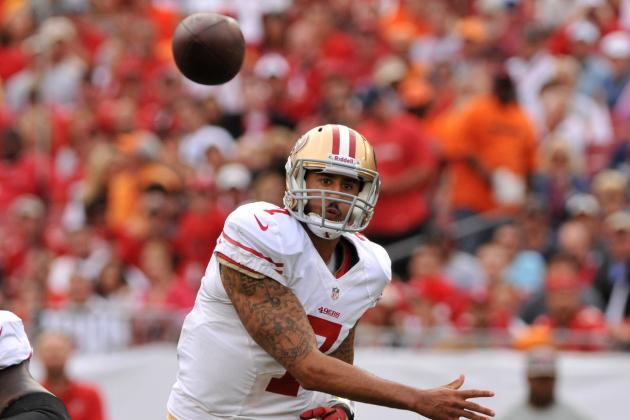 What to Expect from Colin Kaepernick, San Francisco 49ers' Offense in Week 16