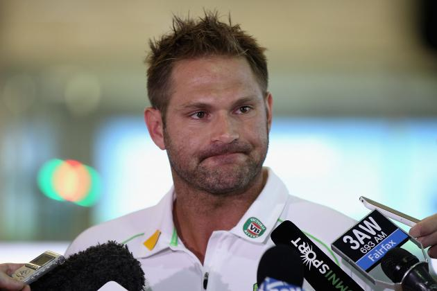 Ashes Hero Ryan Harris Apologises After Drunken Twitter Rant