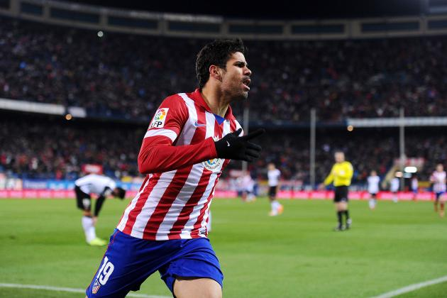 Arsenal Transfer Rumours: Diego Costa Deal Would Make Gunners European Force