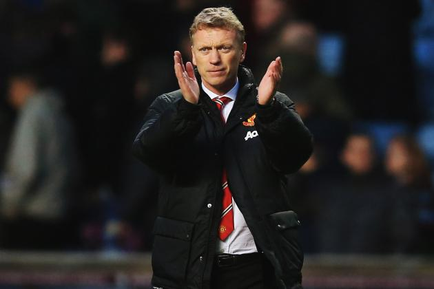 Nemanja Vidic, Danny Welbeck Warned by David Moyes over Manchester United Places