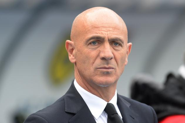 OFFICIAL: Giuseppe Sannino Appointed