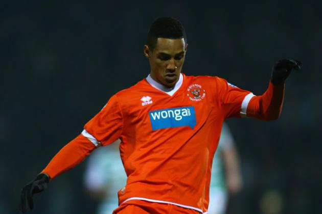 Thomas Ince: Blackpool Offer Winger New Contract