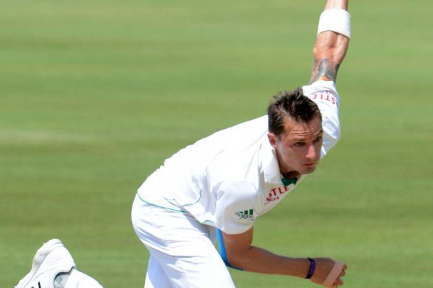 Assessing Dale Steyn's Record for South Africa vs. India in Test Cricket