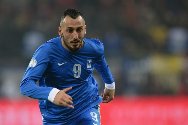 Scouting Report on Reported Liverpool Transfer Target Konstantinos Mitroglou