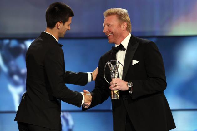 Novak Djokovic Appoints Boris Becker as Surprise Head Coach