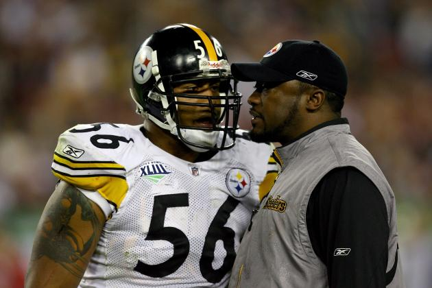 Why the Steelers Will Part Ways with Woodley