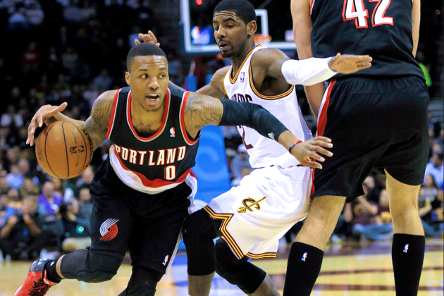 Damian Lillard's Clutch Game-Winner Puts Kyrie Irving, NBA on Notice