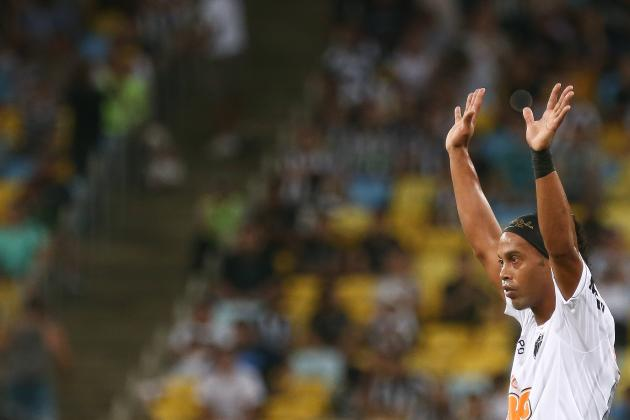 Ronaldinho and Atletico Mineiro Ready for FIFA Club World Cup Quest