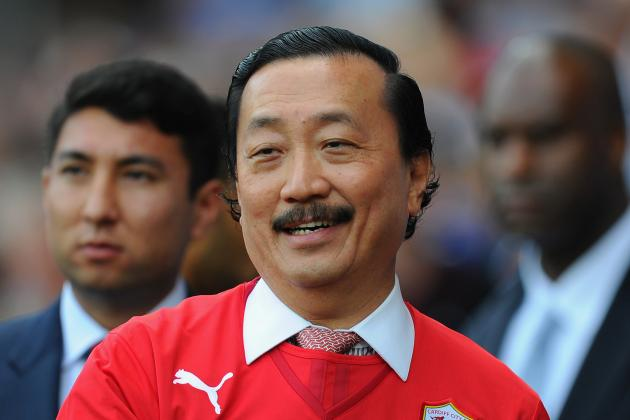 Vincent Tan Is Making Cardiff a Laughing Stock, and That's Just Bad Marketing