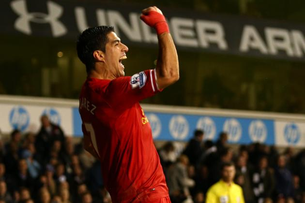 Luis Suarez Contract Talks at Liverpool Throw Up Range of Conspiracy Theories