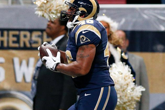 Hard Work Paying off for Rams' Harkey