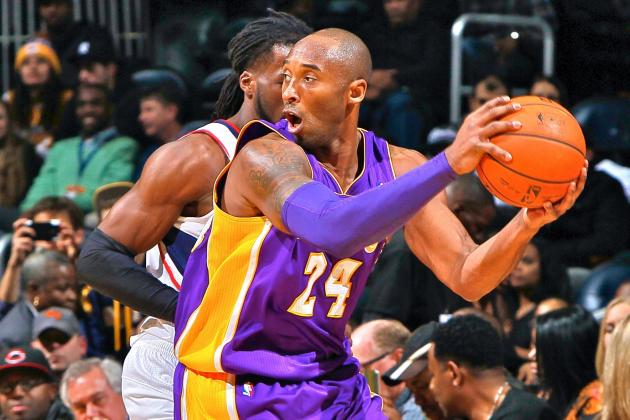 Has Kobe Bryant's Love for the Game Reached a New Zenith at Age 35?