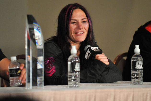 Should Cat Zingano Still Be Guaranteed the Ronda Rousey-Miesha Tate Winner?