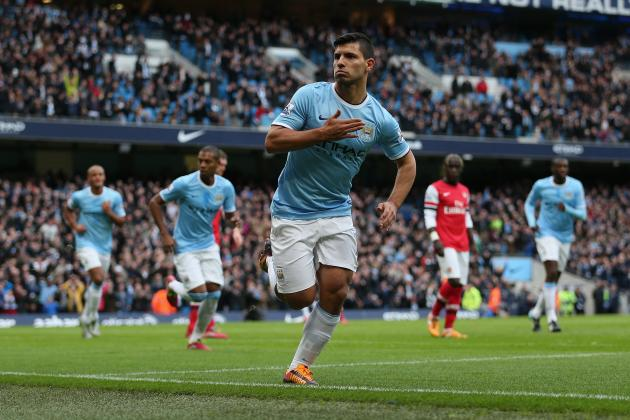 Sergio Aguero Injury a Huge Blow to Manchester City and Manuel Pellegrini