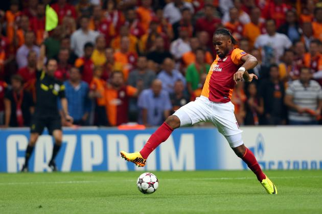 Didier Drogba and Emmanuel Eboue Avoid Punishment for Nelson Mandela Tribute