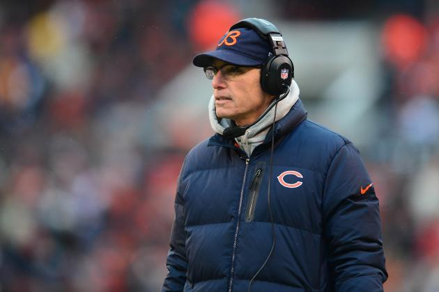 Trestman 'Negative' Coaching Working for Bears
