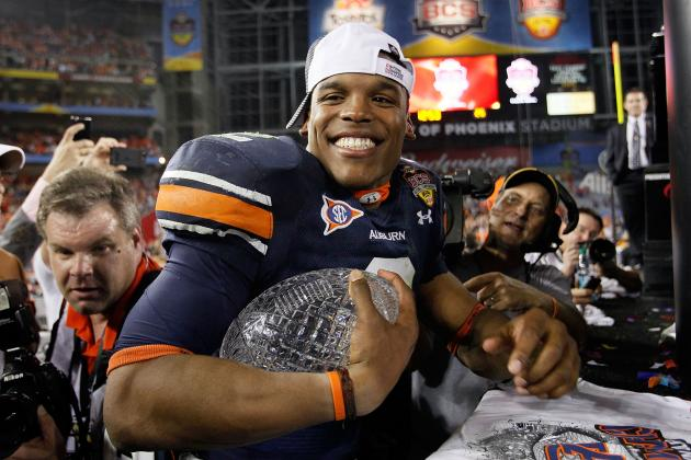 Comparing Auburn 2013 to Tigers' BCS Title Team with Cam Newton
