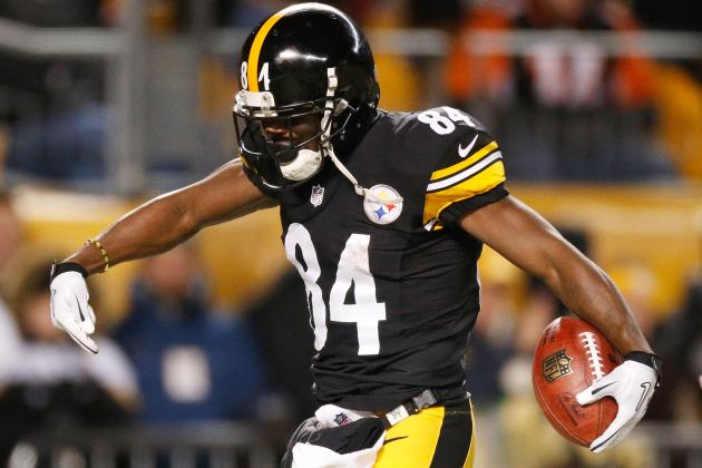Steelers' Brown Maturing into Elite Wide Receiver