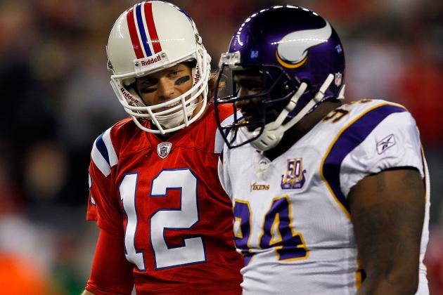 Saints, Patriots on Vikings' 2014 Schedule