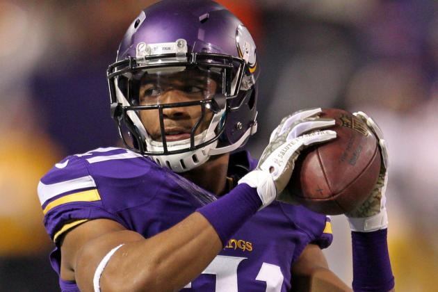 Vikings: Josh Robinson out for Rest of Season